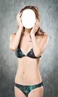 Bikini Girl Photo Montage mobile app for free download