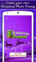 Christmas Frames mobile app for free download