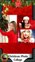 Christmas Photo Collage mobile app for free download