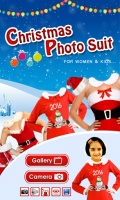 Christmas Photo Suit mobile app for free download