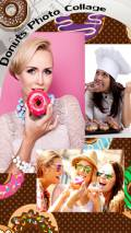 Donuts Photo Collage mobile app for free download