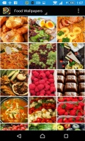 Food Wallpapers mobile app for free download