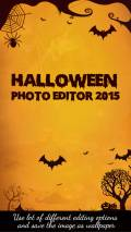 Halloween Photo Editor 2015 mobile app for free download
