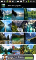 Lakes Wallpapers mobile app for free download