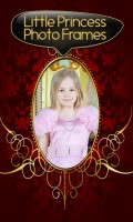Little Princess Photo Frames mobile app for free download