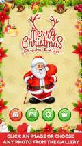 Merry Christmas Photo Editor mobile app for free download