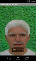 Old Face Age Effect Booth mobile app for free download