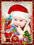 Xmas Photo Frames mobile app for free download