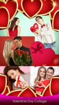 Valentine Day Collage mobile app for free download