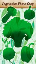 Vegetables Photo Crop mobile app for free download
