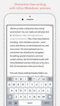 1Writer   Note taking, writing app mobile app for free download