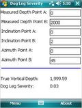 Dog Leg Severity mobile app for free download