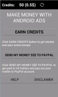 Earn Money with Android mobile app for free download