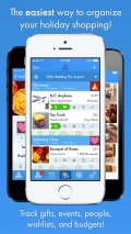 GiftPlanner   Gift List Organizer for Christmas and Birthdays mobile app for free download