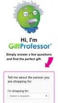Gift Professor mobile app for free download