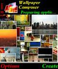 Wallpaper Composer s60v2 mobile app for free download