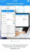 Week Plan mobile app for free download