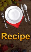 Recipe mobile app for free download