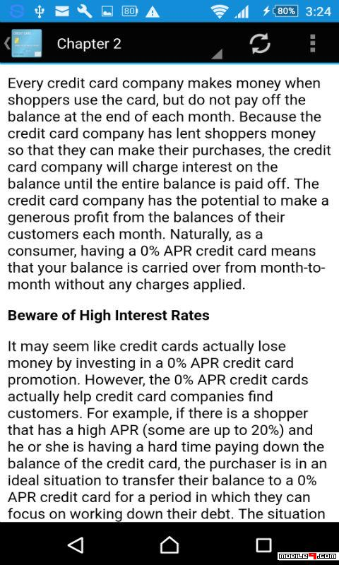 0 Credit Cards Course
