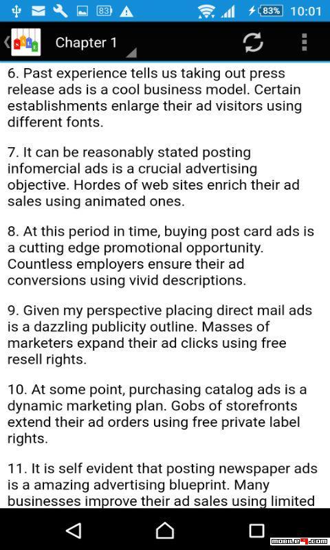 Advertising Success Course