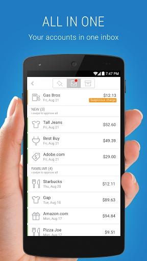 Billguard   Money Tracker