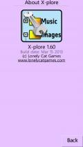 X Plorer V1.60 Original Full Version By Lonelycat Developers V1.60