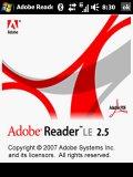Adobe reader LE 2.5 mobile app for free download