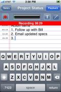 AudioNote   Notepad and Voice Recorder mobile app for free download