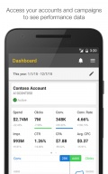 Bing Ads mobile app for free download