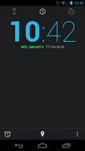 Clock JB+ mobile app for free download