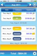 Expense Manager Free mobile app for free download