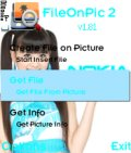 FileOnPic 2 mobile app for free download
