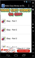Make Easy Money On Ebay mobile app for free download