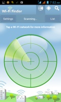 Wi Fi Finder mobile app for free download