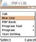 fPHP v.5.0b En Personal mobile app for free download