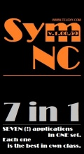 SymNC   7 apps in 1 unique collection mobile app for free download