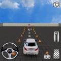 3D Car Parking 320x240 mobile app for free download