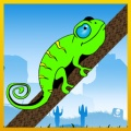 Crawling Chameleon mobile app for free download