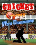 Cricket T20 World Championship 176x220 mobile app for free download