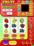 Fruit casino Slot machine mobile app for free download