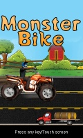 Monster Bike mobile app for free download