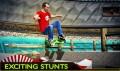 Hoverboard Stunts Hero 2016 mobile app for free download