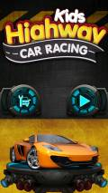 Kids Highway Car Racing mobile app for free download