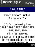 Concise Oxford English Dictionary with Thesaurus FULL mobile app for free download