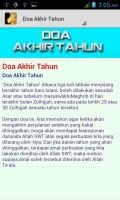 Doa Awal Akhir Tahun mobile app for free download