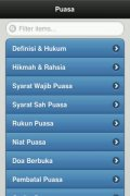 Panduan Puasa mobile app for free download