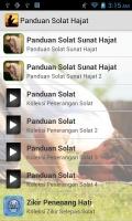 Panduan Solat Hajat mobile app for free download