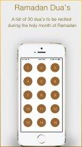 Ramadan Daily Dua mobile app for free download