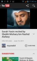 Sheikh Mishary Recitation mobile app for free download