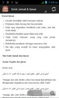 Solat Jamak Qasar mobile app for free download